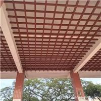 方格形状铝格栅 铝合金格栅  豪亚吊顶