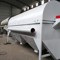 元泰铝灰铝渣筛分机滚筒筛铝灰处理分级筛