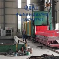 支持定制 臺車式軸調質爐