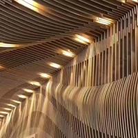 吊顶铝方通、造型方通厂家报价