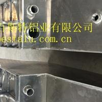 加工铝合金电池箱腔体焊接