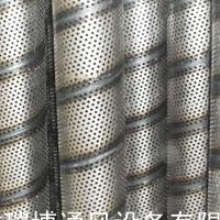 焊接中心管卷圆机 全自动厚板螺旋冲孔骨架
