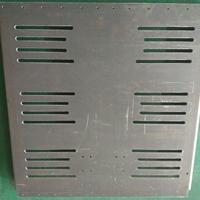 徐州譽達沖孔鋁板加工 定制長條型腰圓孔