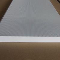 招牌白色铝单板墙面木纹铝板厂家定制