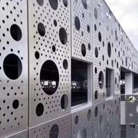 2.0厚冲孔铝单板-不规则圆孔铝板厂家