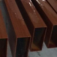 学校铝方通吊顶-木纹铝方通价格