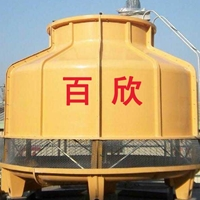 标准型100吨圆形冷却塔厂家
