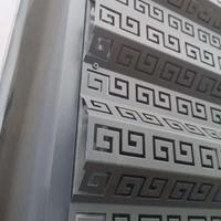 吉利汽车4s店外墙装饰铝板效果图