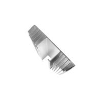 6063T6铝合金散热器型材