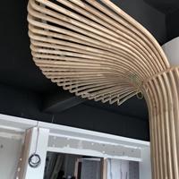供應咖啡廳鋁方管、幕墻鋁管