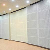 乳白色金属镂空雕花勾搭式铝单板