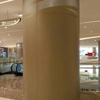 酒店商场柱子-圆柱方柱包装铝板