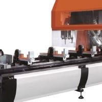 SA系列四軸鋁型材加工中心