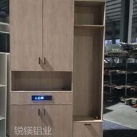 厂家批发全铝鞋柜铝材定制储物柜全铝家具