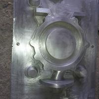 齿轮油泵泵体模具