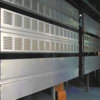 跃华环保 铝型材 喷涂生产线