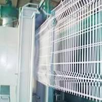 跃华环保  电焊网  喷涂生产线