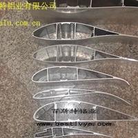 6082铝合金风叶加工铝合金中空风叶加工