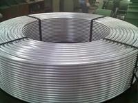 6063圆盘铝管 铝合金圆管 铝盘管厂家