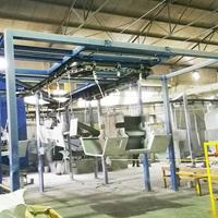 躍華環保  農機,大型機械  噴涂生產線