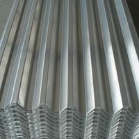 0.7mm保温铝板 压型瓦楞铝板
