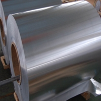 供应保温铝卷  橘皮铝卷