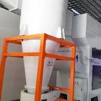 跃华环保  供粉中心  大旋风系统