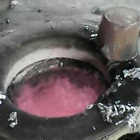 砂铸熔铝炉 东莞铝合金熔化炉