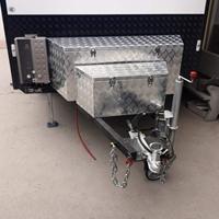 铝镁合金工具箱厂家直销铝合金收纳箱