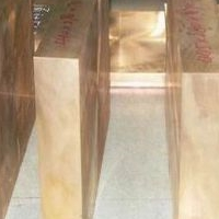 C17500鈹銅寬板硬度高 全硬鈹銅板