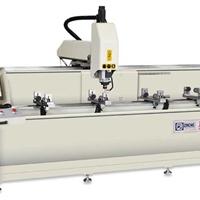 正華數控鋁型材三加一軸數控鉆銑床