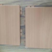 包柱木纹铝单板装饰
