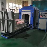 广东台车式电阻炉 热处理工业炉