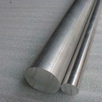供应1070铝棒 实心铝圆棒 可零切加工定制