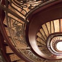 铜楼梯护栏 铜栏杆 铜楼梯更多优惠