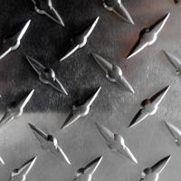 指針型花紋鋁板譽達直銷支持定制