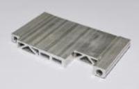大用金属加工 汽车部件定制铝型材加工表面