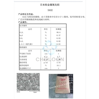 原裝進口輕金屬氧化鋁