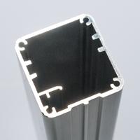 大用金属 推拉杆铝型材  定制加工表面处理