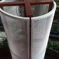 弧形包柱铝单板氟碳包柱铝单板工艺制造