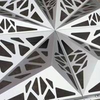 厂家供应造型雕花铝单板