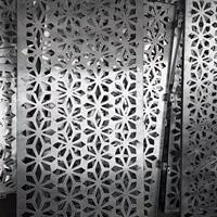美宜佳造型包柱鋁單板-現場尺寸定做