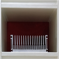 XHX西竹铝型材散热器 西竹散热器定制