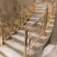 铝雕世家 铝雕楼梯护栏 专注定制二十年