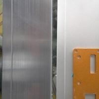 铝型材喷砂机
