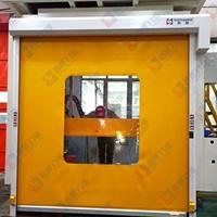 设备安装快速门怎样做到隔离防护作用