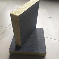 砂浆毡复合岩棉板保温材料