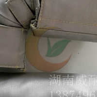 氧化铝厂溶出套管保温被 弯头可拆卸保温套