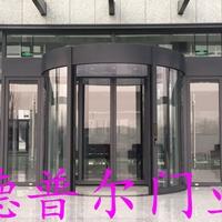酒店旋转门定做,自动旋转门制作安装