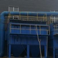 中频炉布袋除尘器生产厂家